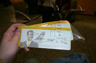 a380 - boarding pass