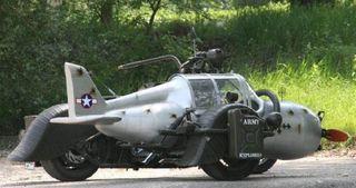 ww fighter bike